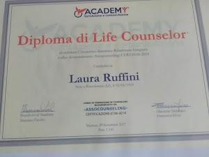 Diploma triennale  Life Counselor